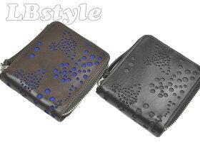 ■viviennewestwoodヴィヴィアン・ウエストウッド財布豚革・牛革ファスナー二つ折り財布ヴィヴィアン900-0478