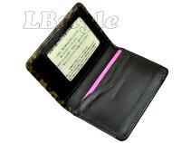 ■paulsmithポールスミス定期いれパスケースカードケース人気レオパードラムスキン定期入れポールスミス200-0236