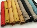 【巾売り】牛床(アラバスタ) 全11色 35cm巾×75cm以上 約1.3mm 1巻[ぱれっと] レザークラフト切り革(カットレザー) 切り革(床革)