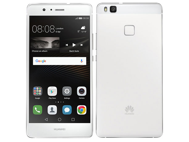 HUAWEI P9lite-WH/Z白ロム/格安スマホ/スマートフォン/スマホ/SIMフリー/Huawei(ファーウェイ)【...