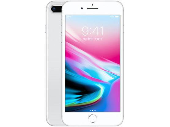 iPhone8P-64G-SL/SIMフリー/白ロム/格安スマホ【新品】iPhone 8 Plus 64GB [シルバー]  SIMフ...