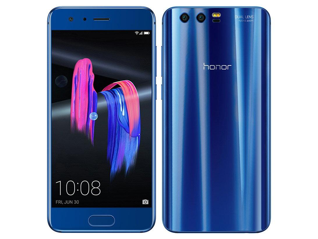 Honor9-BL/Huawei(ファーウェイ)/SIMフリーHuawei(ファーウェイ) honor 9 SIMフリー [サファイ...