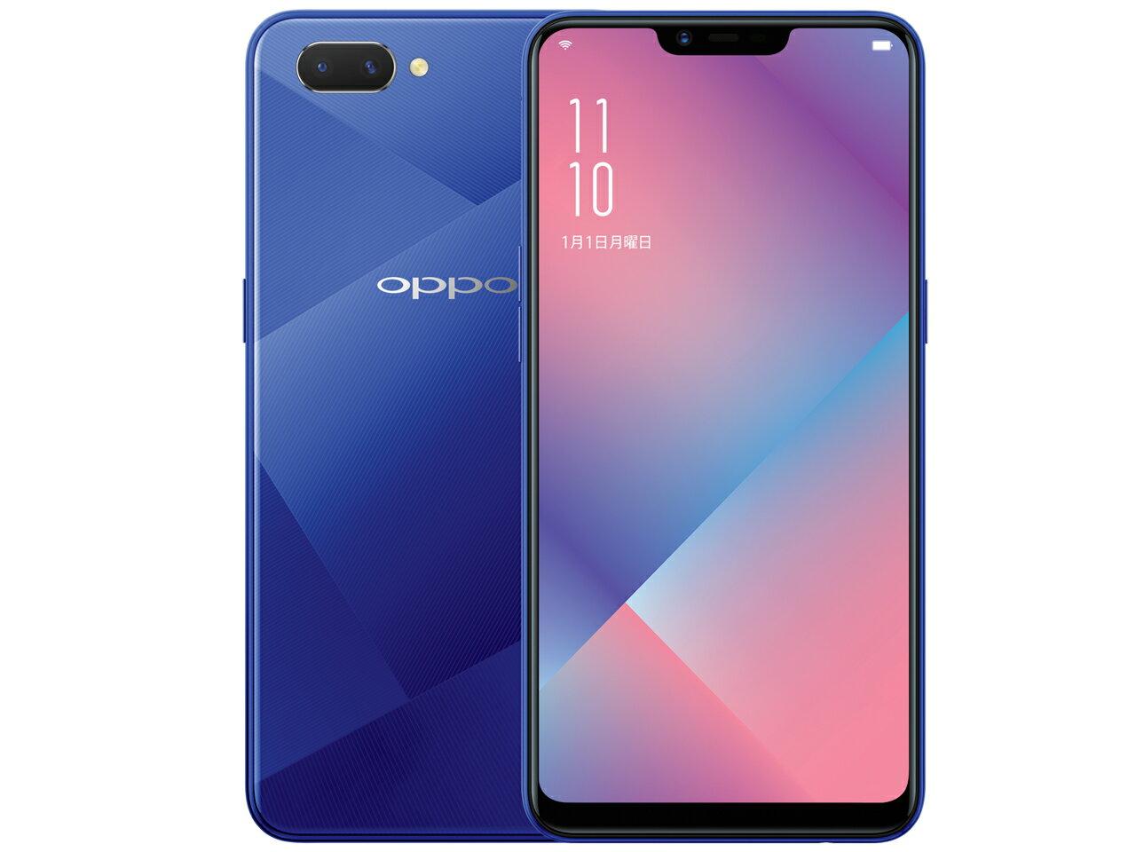 OPPO R15 Neo 3G/64G-BL/SIMフリー/2018年秋モデルOPPO R15 Neo 3GBメモリー SIMフリー2018年秋...