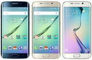 【新品・未使用】SAMSUNG(サムスン)GalaxyS6edgeSCV3132GB[WhitePearl]携帯電話白ロム格安スマホスマートフォンau