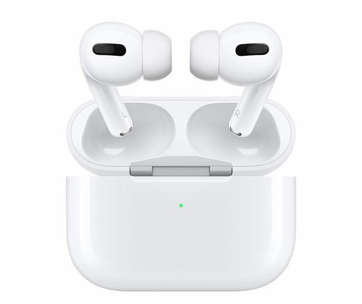 オーディオ, ヘッドホン・イヤホン Apple AirPods Pro MWP22JA JAN:4549995085938