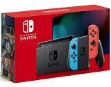 【即納😸在庫あり】任天堂 Nintendo Switch HAD-S-KABAAJOY-CON(L) ネオンブルー/(R) ネオンレッド JAN:4902370542912★ご注文後のお届け先変更&転送不可★
