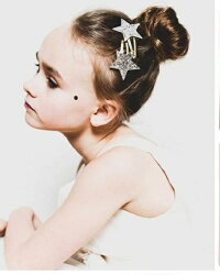 【Newアイテム】星とクラウンのヘアピンスタースリーピン発表会子供ヘアピンキッズヘアピンスターヘアクリップグリッター子供クリップ写真撮影スターヘアピン星ヘアピンかわいいヘアアクセサリープレゼントラメクリップ星パッチンピンクラウンピン
