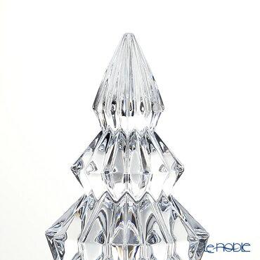 バカラ(Baccarat)オブジェ2-813-078クリスマスツリーアスペンクリアM18.1cm19W