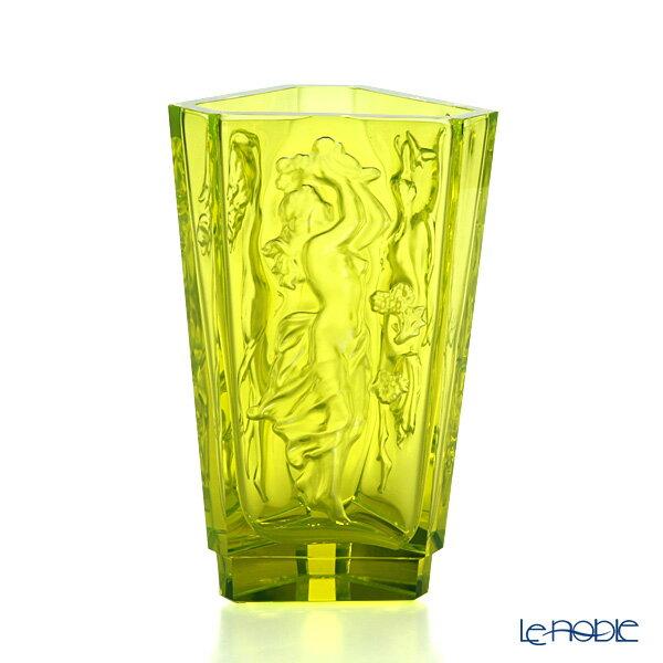 フランティシェク・ハラマ FH-1694 花瓶 朝・昼・夜 uranit(ウランガラス)【楽ギフ_包装選択】【楽ギフ_のし宛書】:ブランド洋食器の店ル・ノーブル