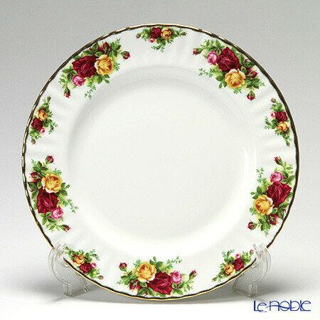 【ポイント10倍】ロイヤル・アルバート オールドカントリーローズ プレート 27cm ロイヤルアルバート Royal Albert 皿 お皿 食器 ブランド 結婚祝い 内祝い