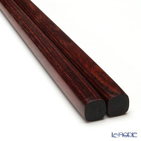 箸 一半樺の木 赤 23.5cm (食器洗浄機対応) お箸 はし 敬老の日 カトラリー おしゃれ 引き出物 結婚祝い
