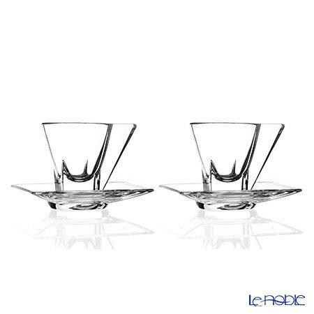 RCRHome&Tableフュージョンエスプレッソカップ&ソーサー70ccペア食器ブランド結婚祝い内祝い