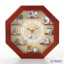 ロイター・ポーセリン ビアトリクスポター 056668/0 ピーターラビット ウォールクロック【楽ギフ_包装選択】【楽ギフ_のし宛書】 ギフト 時計 掛け時計 壁掛け時計