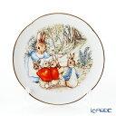 【ポイント10倍】ロイター・ポーセリン ビアトリクスポター 059530/3 ピーターラビット プレート 15cm プレート立て付 皿 お皿 食器 ブランド 結婚祝い 内祝い