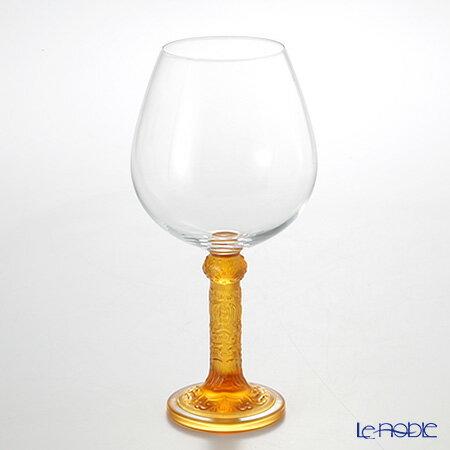 琉璃工房 LIULI LIVING ブルゴーニュ ワイングラス アンバー 花月対 CVT065.A14AA 引き出物 結婚祝い 食器