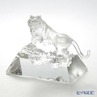 釉面的工作室琉璃工坊雕塑老虎清除 8000 長空 PEH183。 ADA