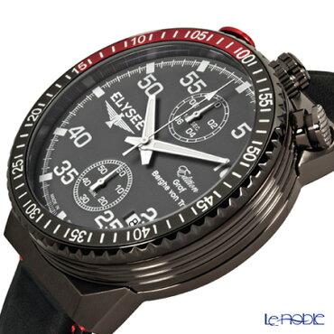 エリーゼ(ELYSEE)ドイツ製腕時計男性用グラフベルヘラリータイマー80517