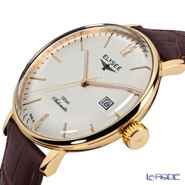 エリーゼ(ELYSEE)ドイツ製腕時計男性用クラシックシートンオートマティック13281
