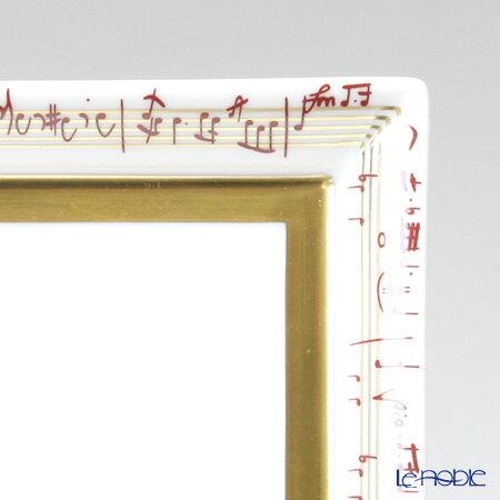 アウガルテン (AUGARTEN) ピアノソナタ310(6859) 大角皿 プレート 引き出物 結婚祝い 食器
