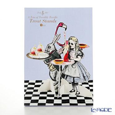TalkingTablesトーキングテーブルズケーキスタンドアリスキャラクター型TSALICE-TRIOSTANDS