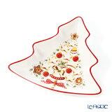 ビレロイ&ボッホ(Villeroy&Boch) ウィンターベーカリー デライト トレイ ツリー 3870 クリスマス プレート 皿 お皿 食器 ブランド 結婚祝い 内祝い