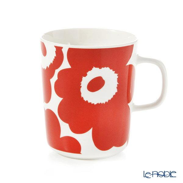 マリメッコ(marimekko) Unikko ウニッコ マグカップ 250ml 063431-131 19AW 北欧 食器 おしゃれ かわいい ブランド 結婚祝い 内祝い
