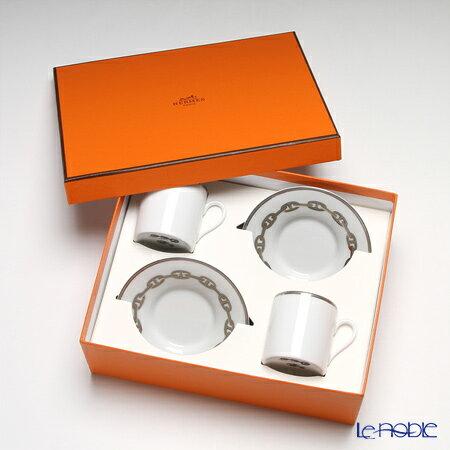 マグカップ・ティーカップ, カップ&ソーサー 10 (HERMES) 90ml