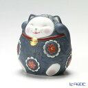 【送料無料】リヤドロ 招き猫 Blue 08529【楽ギフ_包装選択】【楽ギフ_のし宛書】