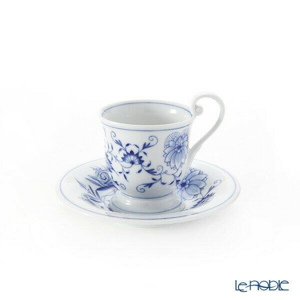 【記念品】 【引越祝】 【結婚祝】 コーヒーカップ 【出産祝】 【退職祝】 【還暦祝】 meissenマイセンブルーオニオンコーヒーカップ&ソーサー マイセン 582 【マイセン】