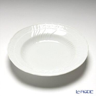 リチャードジノリ(RichardGinori)ベッキオホワイトスーププレート24cm