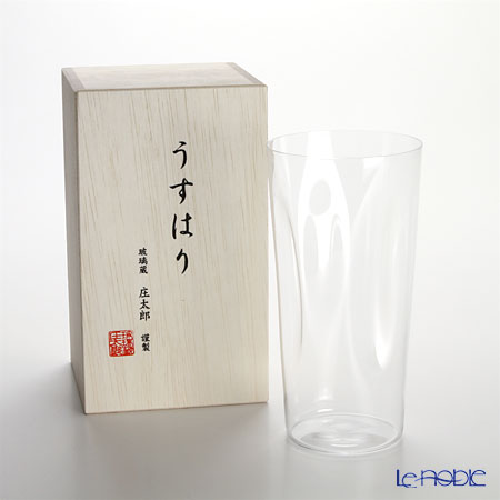 松徳硝子 うすはり SHIWA タンブラー(LL)  ギフト 夏ギフト 酒器 うすはりグラス お祝い 引き出物 結婚祝い 食器