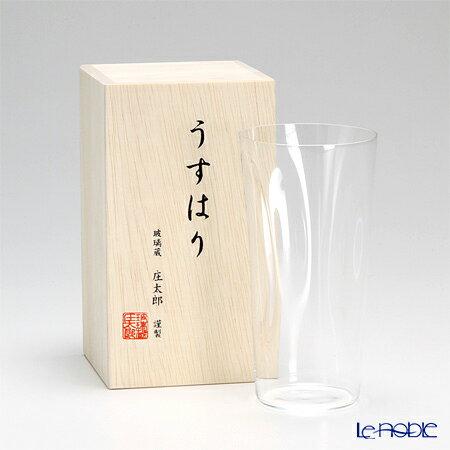 松徳硝子 うすはり SHIWA タンブラー(L)  ギフト 夏ギフト 酒器 うすはりグラス お祝い 引き出物 結婚祝い 食器