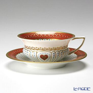 ウェッジウッド (Wedgwood) クィーンオブハート カップ&ソーサー ウエッジウッド お祝い 母の日ギフト ティーカップ コーヒーカップ カップアンドソーサー 食器