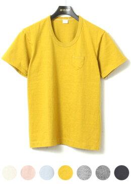 エントリーエスジー ENTRY SG エントリーSG Tシャツ Uネック ポケット付きTシャツ 半袖 [ROSARIO] ロサリオ 【1枚までメール便可能】
