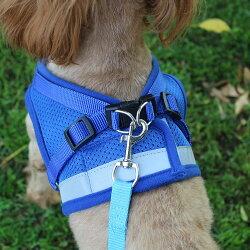 【送料無料】ハーネス ベストハーネス 犬 犬具 胴輪 散歩 超小型犬 小型犬 中型犬 XS S M L XL お出かけ 簡単装着 犬服 ドッグウェア グレー レッド ネイビー ブラック