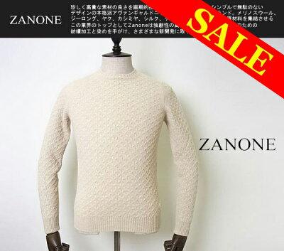 ZANONE(ザノーネ)クルーネックニット