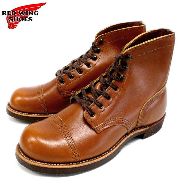 6INCH CLASSIC MOC Dワイズ レッドウィング RED WING メンズ アイリッシュセッター モック ブーツ 1907 6インチ クラシック