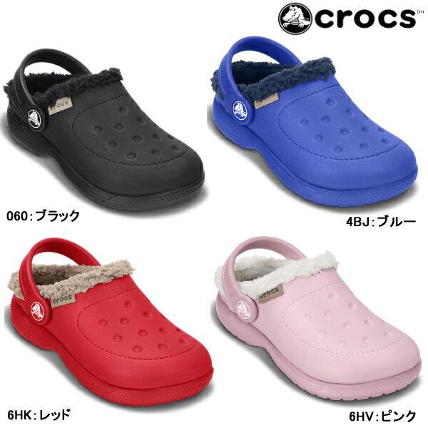 靴, サンダル  crocs ColorLite lined clog kids 16196 1421cmNJNJ-33tdpd 16FBoffRE