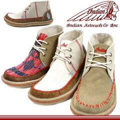 【国内全品送料無料 3/5 9:59まで】インディアンブーツ メンズ レディース ショートブーツ Indian ID-1253 インディアン スニーカー ブーツ ladies boots ●【MCMC-08njc】