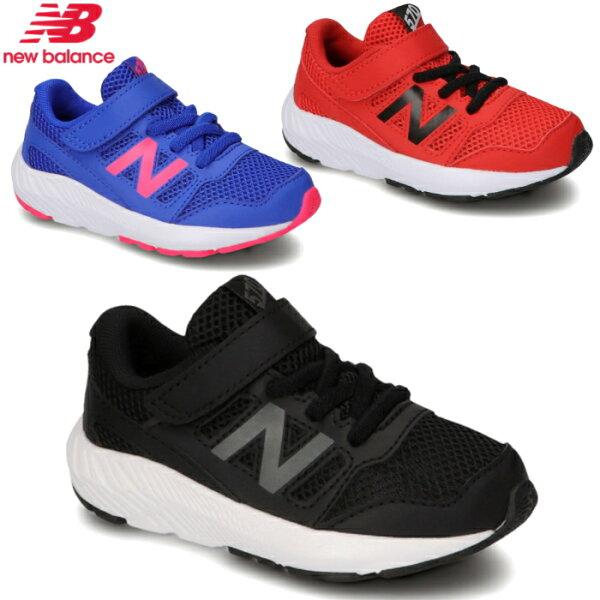 ニューバランスベビーキッズスニーカーNewBalanceIT570靴子供靴シューズ運動靴女の子男の子