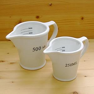 ダルトン(DULTON) Ceramic measuring jug 250ML【計量カップ 250ml キッチン雑貨 おしゃれ かわいい キッチン用品 北欧雑貨】【北欧 ナチュラル おしゃれ カフェ 雑貨】