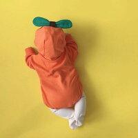 新生児子供服ベビー服ロンパース男児女児出産祝いコットンギフトおしゃれ可愛いカバオールロンパース服ユニセックスパジャマ0−12カッ月秋冬服