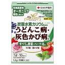 カリグリーン 1.2gx10【殺菌剤】【カリ肥料】【有機JAS】【住友化学園芸】