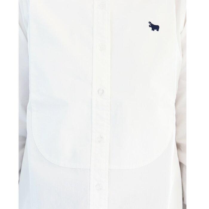 タイプライター タキシードシャツ