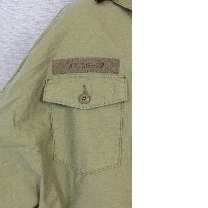 ミリタリー ジャケット レディース オーバーサイズ