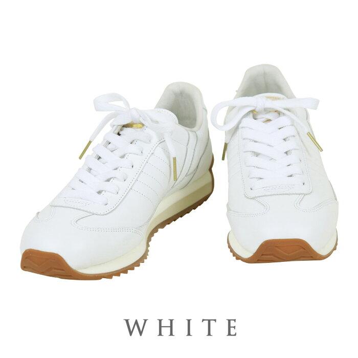 MARATHON +GD(マラソン プラスゴールド) WHITE スニーカー