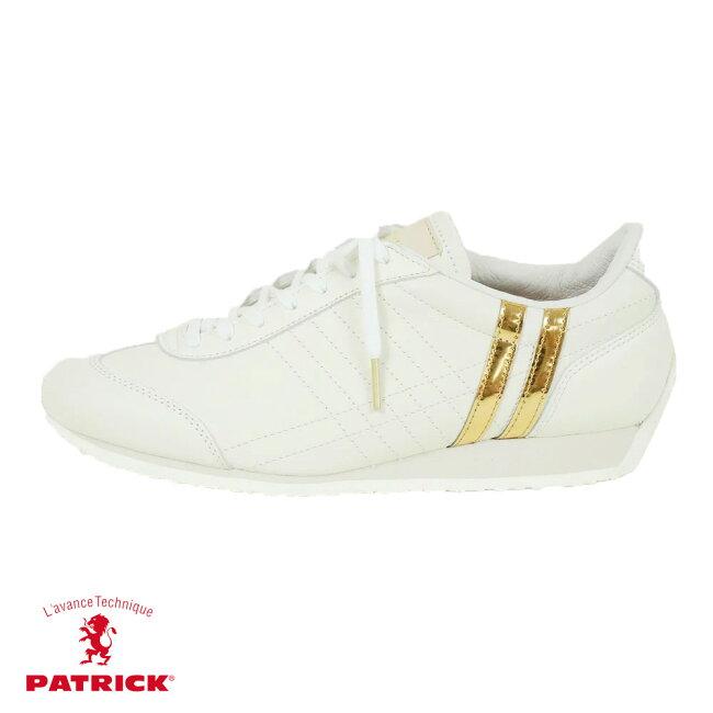 PAMIR +GD(パミール プラスゴールド) WHITE スニーカー