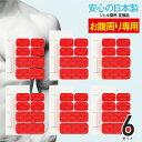 【大特価★6セット】各社EMS用【お腹周り専用:5.1×14...