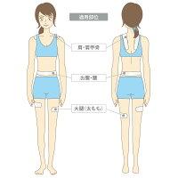 日本製高品質ゲルシート粘着パッド角形35cm3535センチ抜群粘着力低周波EMS機器ロングロングタイプ背中大腿