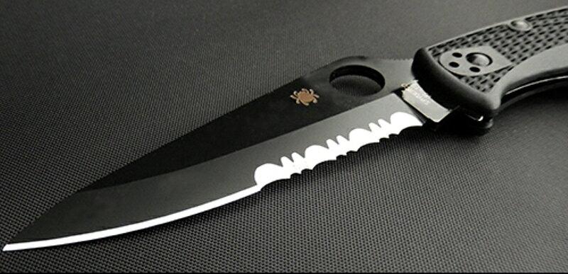 Spyderco(スパイダルコ)『エンデューラ4FRN(C10BBK)』